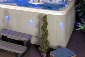 Orlando Spa - Resort Series Hot Tubs 17